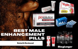 Top Male Enhancement Pills Available in the Market Today