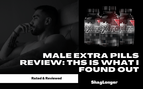 Male Extra Pill Reviews: This is what i found out