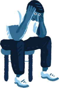stress man-min